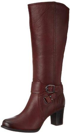 Clarks Women's Jolissa Lapis Knee-High Boot,Burgundy,9 M US. Orig price: $230.00. Your price: $89.99. http://wholesalebootsnshoes.com/2014/10/26/clarks-womens-jolissa-lapis-knee-high-bootburgundy9-m-us/