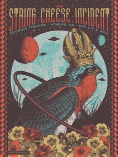Image of String Cheese Incident - Metallic Variant