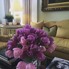Oh what beauty tulips bring to #mossmountainfarm #sharethebounty #naturalbeauty #naturally #spring #comeseeus #vanzyverden #heaven #homegrown #liveabetterlife #tulips #happyeastereveryone #organic #organicisbest #arkansas #beautytransformsus