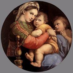Raphael Raffaello Sanzio da Urbino (1483–1520)