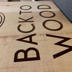 Personnalisé Salle nom plaques sculptés à la main MDF En bois plaques Made To Order