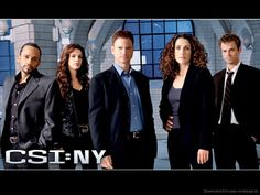 CSI NY....... Another great show