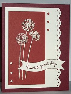 IC273 have a great day by lacyquilter - Cards and Paper Crafts at Splitcoaststampers