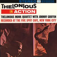 Thelonious Monk-Thelonious In Action-45 RPM Vinyl Record | Acoustic Sounds
