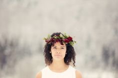 One of the FlowerCrown pieces that I made!