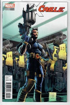 CABLE #1 (2017) - NM - Whilce Portacio 1 for 15 cover variant!  http://www.ebay.com/itm/CABLE-1-2017-NM-Whilce-Portacio-1-15-cover-variant-/292134846148?roken=cUgayN&soutkn=FmDOjC