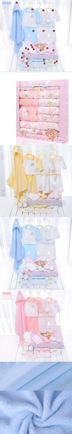Mamalove newborn baby girls clothes cotton 24pieces 0-6months infants baby girl boys clothing set baby gift set without box