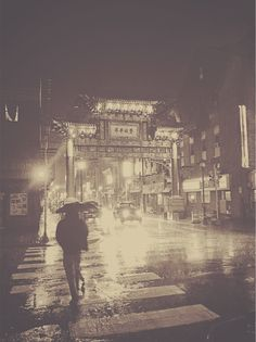 chinatown / mike smith