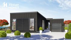 Our Waikuku Beach house plan looks great whilst still maintaining a simple layout Prefab Homes, Next At Home, Home Look, Beach House, Master Bedroom, House Plans, Building Ideas, Layout, How To Plan