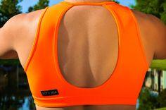 Super Cute sports bra. Back