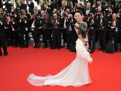Marie's Best Dressed at Cannes Film Festival: Day 1 & 2 - Cinemazzi