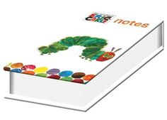 The Very Hungry Caterpillar Memo Pad