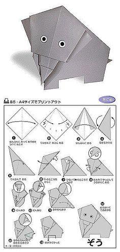 手工DIY 折纸 嘀咕图片