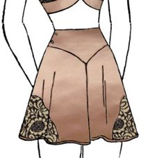 A compendium of lingerie patterns and where to buy them.