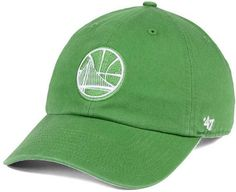 275639abaeb1e  47 Brand Golden State Warriors Pastel Rush CLEAN UP Cap   Reviews - Sports  Fan Shop By Lids - Men - Macy s