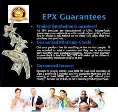 ♞ FITNESS - WORKOUT - GYMS ♞  If you're working out, taking supplements...get paid to do it!  ❤ 100% GUARANTEED ❤ Product- Minimum Check - and Guaranteed Income! www.epxinfo.com   40 Dollar Product & Business  #weightloss #health #fitness  #gym #mlm #marketing #makemoneyfromhome  #makemoneyonline  #singleparents #single #opportunity  #ypr #nyc #swag #getmoney #money #rich #epxbody #epx #mca #motorclubofamerica #empower #zija #visalus #amway #evolv #5link #instagood #photooftheday  #herbalife