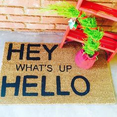 When you try your best to shop for Christmas presents and then you see something and think you know who would like that? 😂 Don't worry we all can relate! Grab this doormat for yourself or as a gift🎁 ---Ships within 7 days! Insta Followers, Try Your Best, You Tried, Doormat, Christmas Shopping, Christmas Presents, Don't Worry, Grinch, Ships