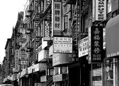 Allen Street Chinatown