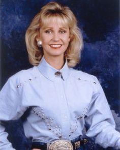 2000 National Cowgirl HOF Honoree, Pam Minick