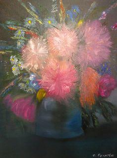 OIL PAINTING FLOWERS painting flowers color flowers от irinessa