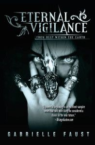 Eternal Vigilance – Book 1 – From Deep Within the Earth - After a century-long Sleep, Tynan Llywelyn has awoken to find the world he once knew obliterated by a brutal war of epic proportions. In a new apocalytic society bitterly divided by magic and technology, the Tyst Empire has found that a hundred years of global domination is not enough to sate their thirst for power.