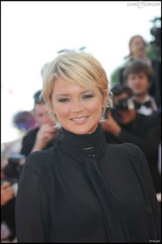 Voici la présentatrice stars de France télévision Virginie