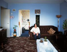 Tom Hunter - Holly Street Tower Block Project Series: Residents of Cedar Court 80s Interior Design, Flat Interior, Home Documentary, Documentary Photography, Tower Block, Environmental Portraits, Galleries In London, Book Projects, Street Photography