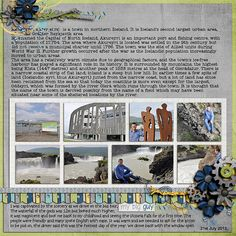Write scrapbook journaling or titles that capture a subject's voice for rich and appealing storytelling. See the scrapbooking ideas for getting voice onto your layouts from our Creative Team. Travel Scrapbook Pages, Scrapbook Journal, North Iceland, Storytelling, The Voice, Vacation, Gallery, World
