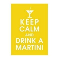 Happy hour is happening right now! Time to get your martini on! #cocktail #drink