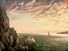 dali1 Artist Painting, Oil Painting On Canvas, Canvas Wall Art, Oil Paintings, Vladimir Kush, Salvador Dali Paintings, Visionary Art, Online Painting, Canvas Pictures