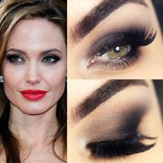 Tutorial Angelina Jolie