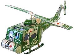 Recycled aluminum can helicopter handmade in Vietnam from recycled aluminum cans. www.hatchecolifestyle.com