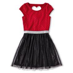 Sally M™ Sally Miller Sparkle Dress - Girls 6-16  found at @JCPenney
