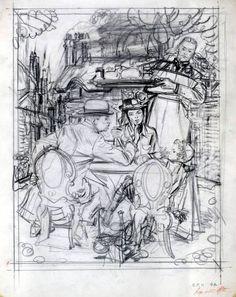 Robert Fawcett, preliminary 1626×2048 пикс