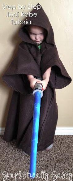 Creat a Jedi Robe fo