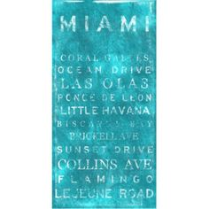 Miami - Glass Coat from Z Gallerie