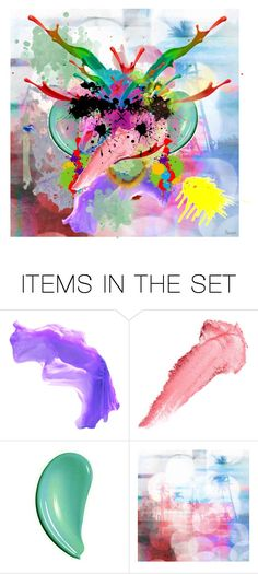 """Untitled #1001"" by alchemy99 ❤ liked on Polyvore featuring art"