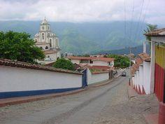 Ana Zulay Delgado: Chiguará, Mérida, Venezuela