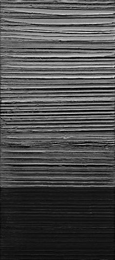 Pierre Soulages - Exhibitions - Dominique Levy Gallery