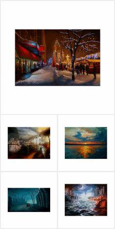 Impressionist Posters