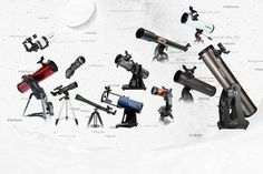Best Telescopes for the Money -- That's what telescopes do; they gather light. But to collect that radiance, you'll need to pick the telescope that fits your needs and budget. Our editors have selected a few of the best options in five categories. Click on each to read a deep review of the telescopes in these groups: