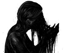 The Art Journals - Dark Cosmic Illustrations by Anders Røkkum. Alex Grey, Dark Art, Oeuvre D'art, Psychedelic, Printmaking, Fantasy Art, Creepy, Illustration Art, Art Illustrations