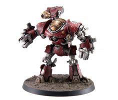 Castellax Battle-Automata