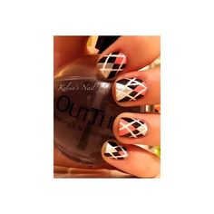 Nails ❤ liked on Polyvore