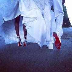 His & Hers Louboutin..