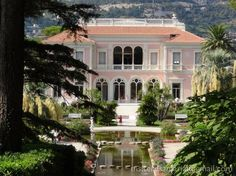 Villa Ephrussi de Rothchild - Cap Ferrat, France