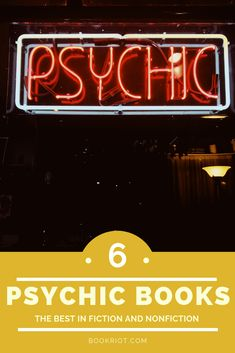 Fiction and nonfiction featuring psychics. These are the best.   book lists | metaphysical books | books about psychics | psychic books