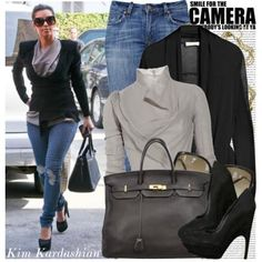 663. Celebrity Style: Kim Kardashian