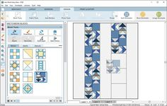 Electric Quilt 8 Quilt Design Software EQ8 for Windows//Mac OS