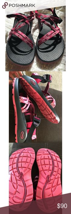 NWT Berry Burst Chacos! Size women's 9 Berry Burst ZX1 Classic Chacos Only tried on, these are SO CUTE and in Perfect Condition. The only reason I'm selling is because these are to big for me & unfortunately I cannot return. My loss is your gain  Great for summer adventure!  Will ship in box Thanks!🌸❤️💜 Chaco Shoes Sandals